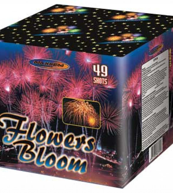 Flowers bloom GP-506